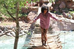 April 2015 Ourika Morocco Aisha