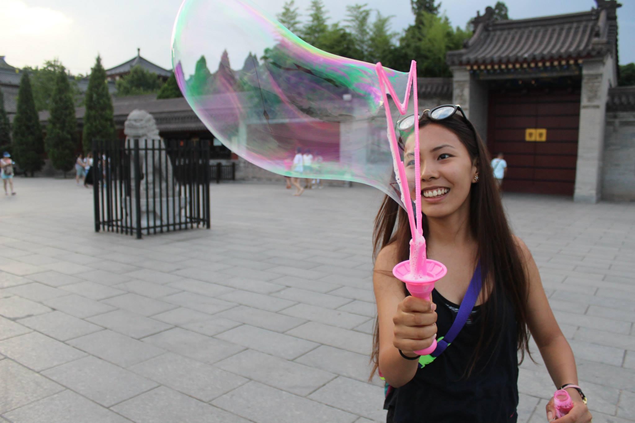 August 2015 Xian Tashi