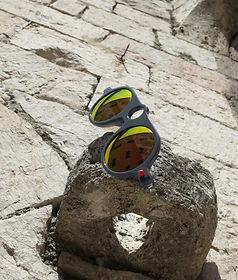 Ozona il marchio di occhiali sartoriali di Sandro Gonnella