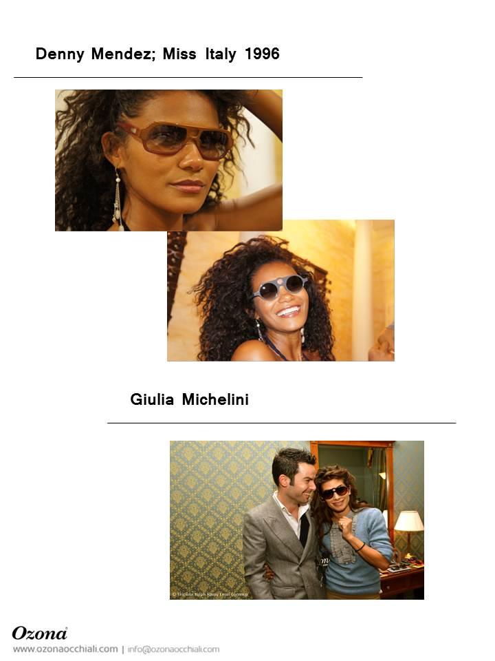 Denny Mendez & Giulia Michelini