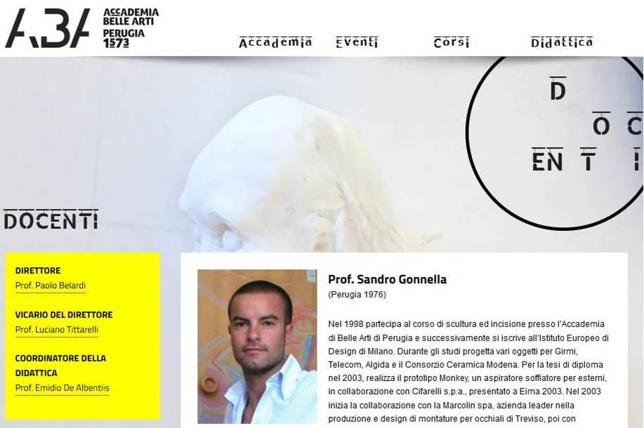 Accademia di Belle Arti Perugia -ABA