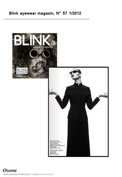 Blink eyewear magazin, N° 57 1/2012