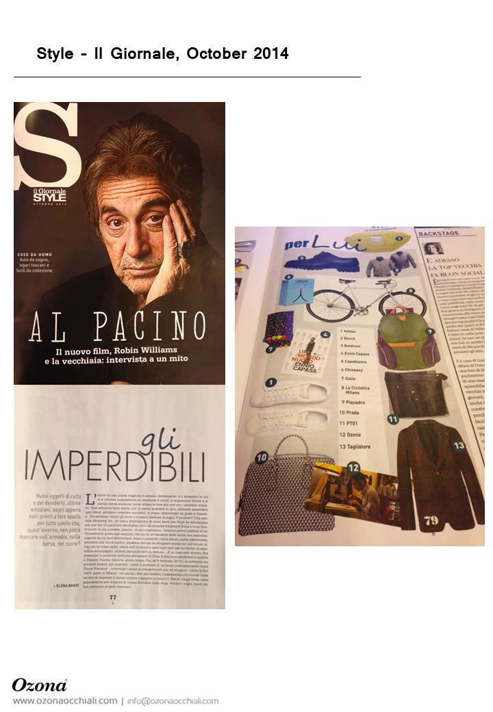 Style - Il Giornale, October