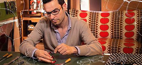 Sandro Gonnella, il Sarto degli occhiali, Maestro, Samsung Maestros Academy