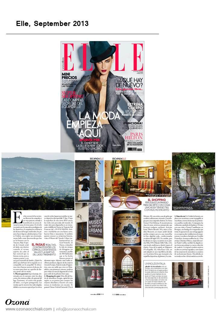 Elle, September 2013