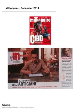 Millionaire, December 2014
