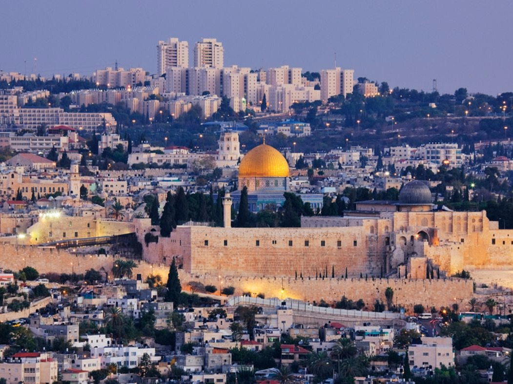 神對耶路撒冷的心意