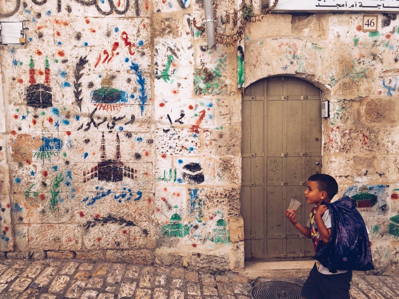 擁抱神對以色列的心意