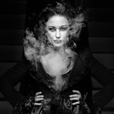 Model: Erin Pribyl Event: SM Conceptual Photographer: Kendra Paige with Spectacular Moments