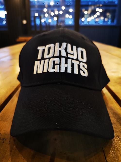 Tokyo Nights Baseball Cap- Navy