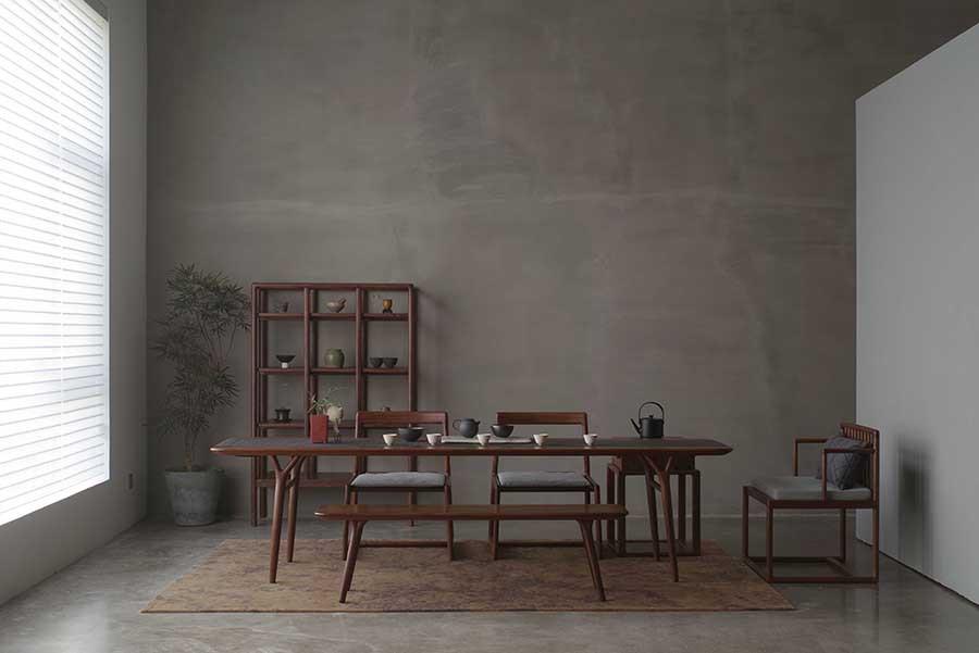 tea room set