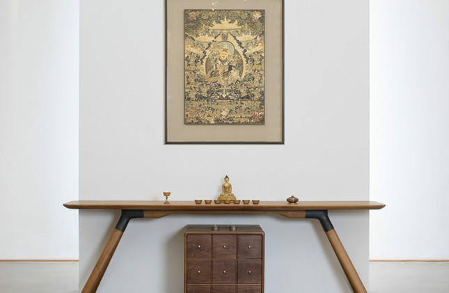 zen room set