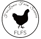 FLFS and tagline - Chicken - BW Small sq