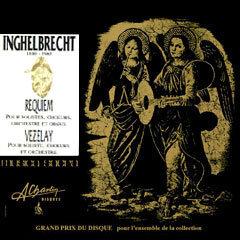 Inghelbrecht - Requiem [Compact Disc] AMS88