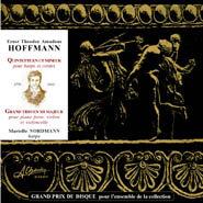 Ernst Theodor Amadeus Hoffmann - Quintette en ut mineur [Digital] CL19