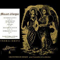 Wolfgang Amadeus Mozart à l'orgue [Compact Disc] AMS66