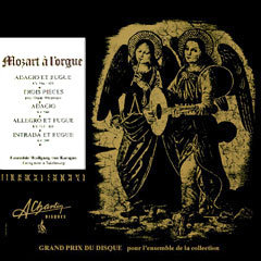 Wolfgang AmadeusMozart à l'orgue [Digital] AMS66