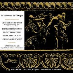 SOMMETS DE L'ORGUE - SLC 11