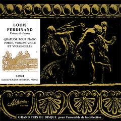 Louis Ferdinand - Prince de Prusse [Compact Disc] CL28