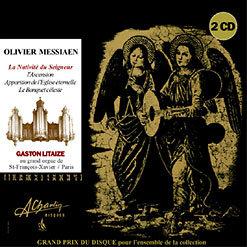 Olivier Messiaen - Oeuvres pour orgue AMS401 [Digital]