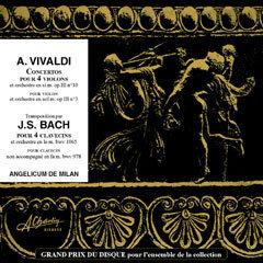 Antonio Vivaldi / Johann Sebastian Bach - volume 1 [Compact Disc] SLC2