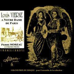 Louis Vierne - aux orgues de Notre Dame de Paris [Compact Disc] AMS107
