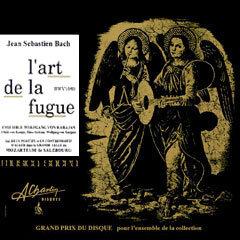 J.-S. Bach - L'Art de la fugue [Double Compact Disc] AMS445