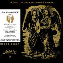 J.-S. Bach - Concertos pour orgue [Compact Disc] CL578
