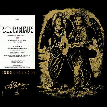 Gabriel Fauré - Requiem [Vinyl] - AMS 39