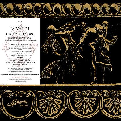 Antonio Vivaldi - Les quatre saisons [Vinyle] SLC 23