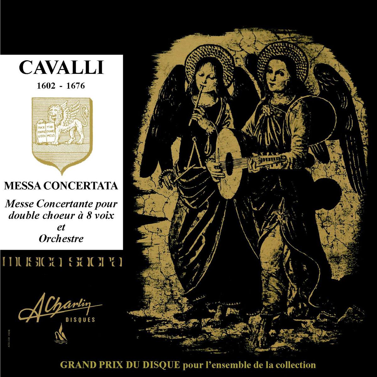 P. F. CAVALLI - AMS 145