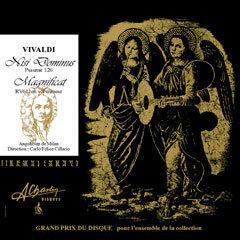 Antonio Vivaldi - Nisi Dominus - Magnificat [Compact Disc] AMS25