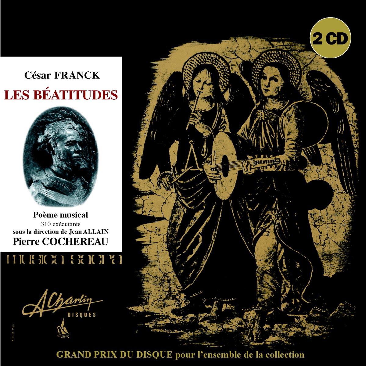 César FRANCK 2 CDs - CL 240