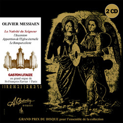 Olivier MESSIAEN - AMS 401