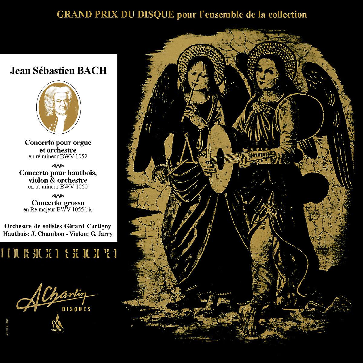 J. S. BACH - CL 578