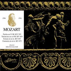 W. A. MOZART - CCV 1001