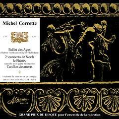 Michel Corrette - Christmas Concerto [Compact Disc] CL24