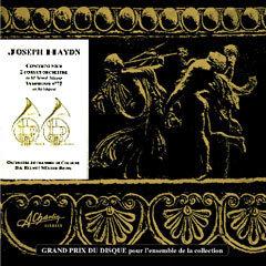 Joseph Haydn - Concerto pour deux cors [Digital] CL38