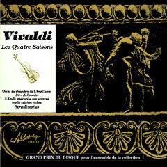 Antonio Vivaldi - Les quatre saisons CL23 [Digital]