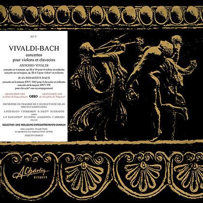 Antonio Vivaldi / Johann Sebastian Bach, volume 1 [Vinyle] SLC 2