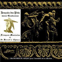 Josquin des Près / Josquin Desprez - Messe Gaudeamus - CL40 [Digital]