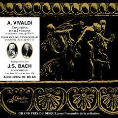 Antonio Vivaldi / Johann Sebastian Bach - volume 2 [Compact Disc] SLC24