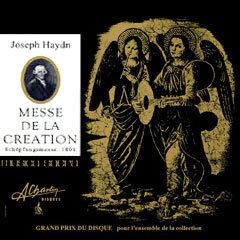 Joseph Haydn - Messe de la Création [Compact Disc] AMS35