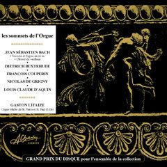 Sommets de l'orgue [Compact Disc] SLC11