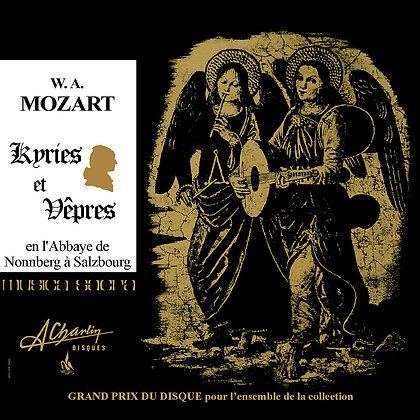 Wolfgang Amadeus Mozart - Kyries et Vêpres AMS78 [Digital]