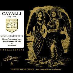Francesco Cavalli - Messa Concertata [Compact Disc] AMS145