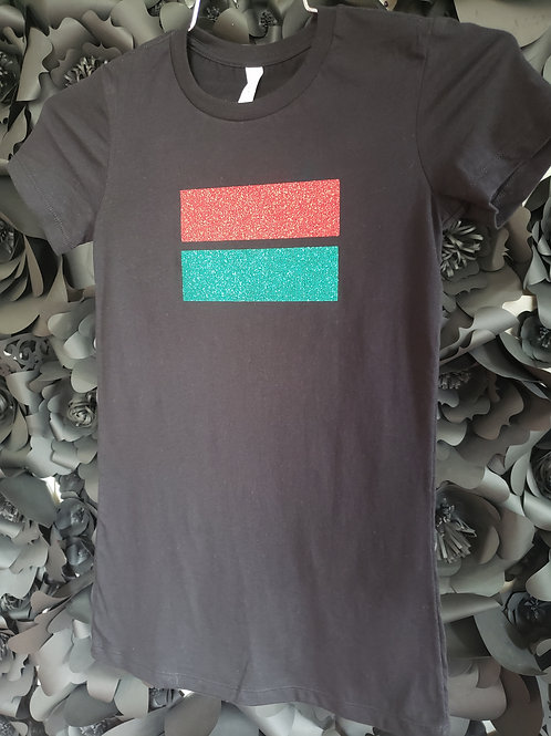 Glitter The Root Women's Fit T shirt