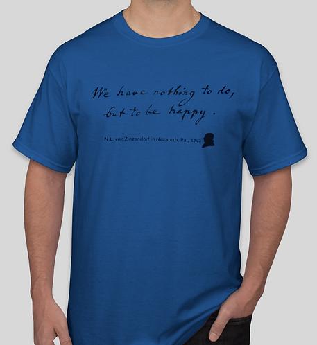 Zinzendorf T-Shirt