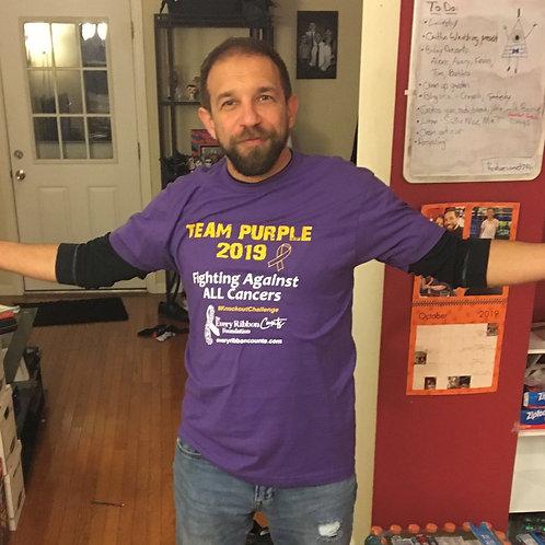 Team Purple Shirt