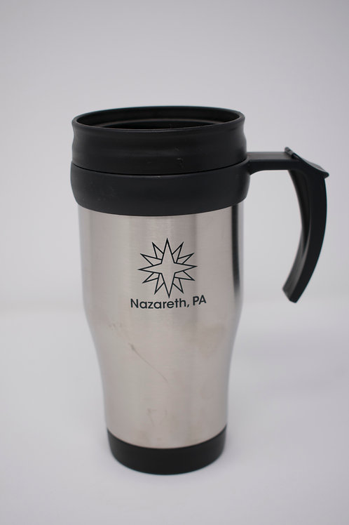 Nazareth, PA Travel Mugs